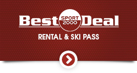 Best Deal Rental & Ski pass Sport Glaser